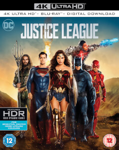 Justice League - 4K Ultra HD (Digital Download)