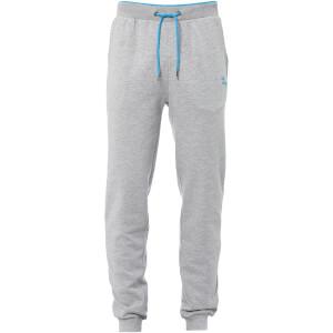 Tokyo Laundry Men's Western Sweatpants - Light Grey Marl: Image 1