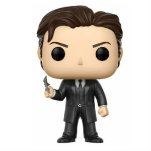 DC Justice League Bruce Wayne EXC Pop! Vinyl Figure
