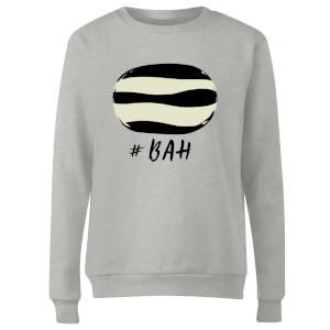 Bah Humbug Women's Sweatshirt - Grey