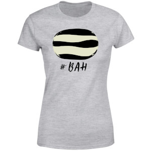 Bah Humbug Women's T-Shirt - Grey