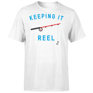 Keeping it Reel T-Shirt - White