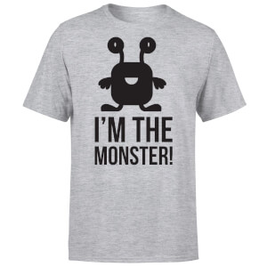 I'm the Monster T-Shirt - Grey