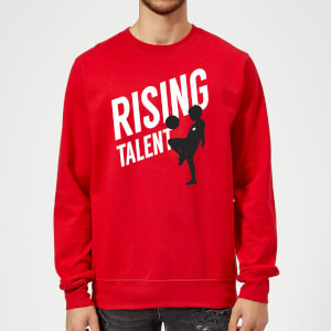 Rising Talent Sweatshirt - Red