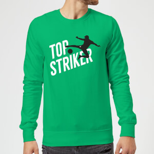 Top Striker Sweatshirt - Kelly Green