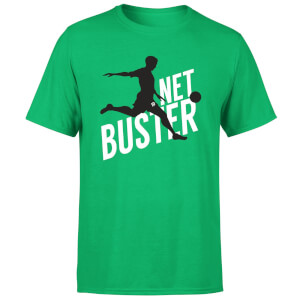 Net Buster T-Shirt - Kelly Green