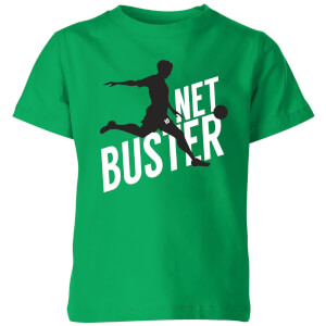 T-Shirt Enfant Net Buster - Vert