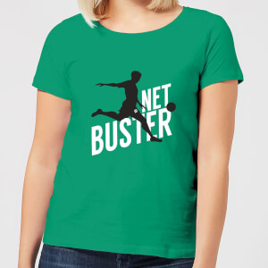 Net Buster Women's T-Shirt - Kelly Green