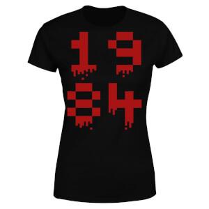 1984 Gaming Women's T-Shirt - Black