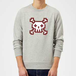 You are Dead Gaming Sweatshirt - Grey