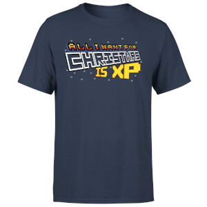 All I Want For Xmas Is XP T-Shirt - Navy