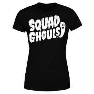 Squad Ghouls Women's T-Shirt - Black