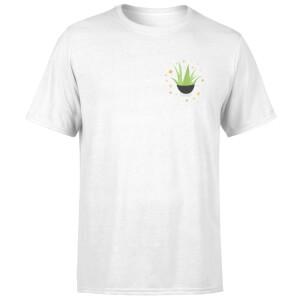 Aloe Vera T-Shirt - White