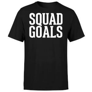 Squad Goals T-Shirt - Black