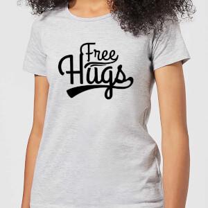Free Hugs Women's T-Shirt - Grey