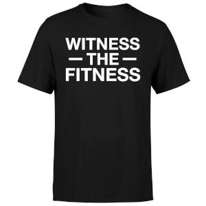 Witness the Fitness T-Shirt - Black
