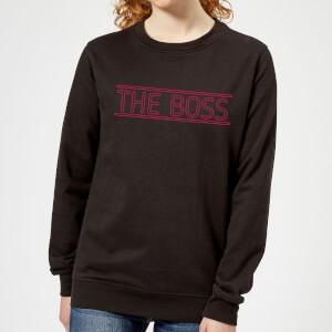 The Boss Women's Sweatshirt - Black