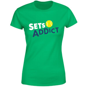 Set Addicts Women's T-Shirt - Kelly Green