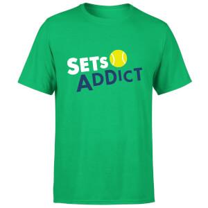 Set Addicts T-Shirt - Kelly Green