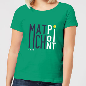 Match Point Women's T-Shirt - Kelly Green