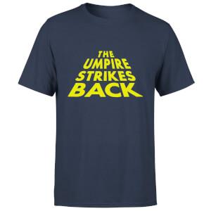 The Umpire Strikes Back T-Shirt - Navy