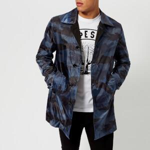Diesel Men's Jero Reversible Jacket - Peacock Blue