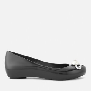 Vivienne Westwood for Melissa Women's Ultragirl 19 Ballet Flats - Black Pin
