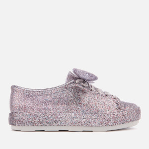 Melissa Women's Disney Be Trainers - Silver Glitter