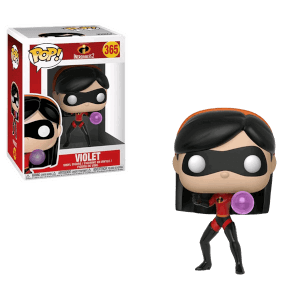 Figurine Pop! Violette - Les Indestructibles 2