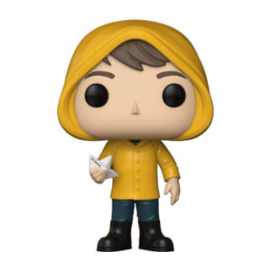 IT - Georgie Con Barchetta Figura Pop! Vinyl