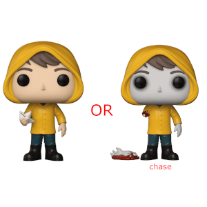 IT Georgie with Boat Pop! Vinyl Figure