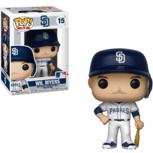 MLB Will Myers Figura Funko Pop! Vinyl