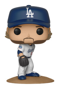 MLB Clayton Kershaw Pop! Vinyl Figure