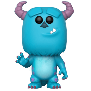 Disney Monsters & Co - Sulley Figura Pop! Vinyl