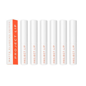 Project Lip Matte Plumping Primer 6 Pack