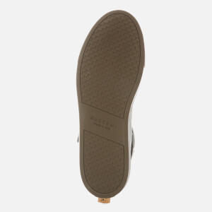 Buscemi Men's 100mm Clean Buckle Trainers - Military: Image 5