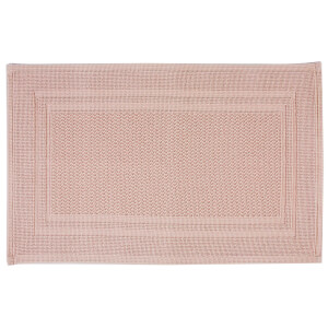 Christy Fina Bath Mat - Set of 2 - Pearl