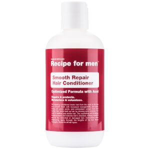 Condicionador Reparador Suave da Recipe for men 250 ml