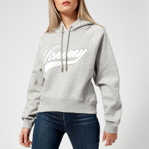 Tommy Hilfiger Women's Carrie Hoody - Light Grey Heather