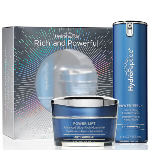 HydroPeptide Rich and Powerful: The Ultimate Anti-Aging Duo