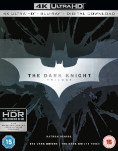 The Dark Knight Trilogy - 4K Ultra HD