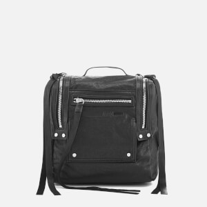 McQ Alexander McQueen Women's Mini Convertible Box Bag - Black