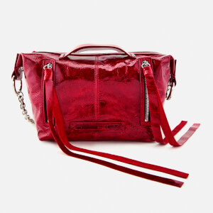 McQ Alexander McQueen Women's Mini Hobo Bag - Riot Red