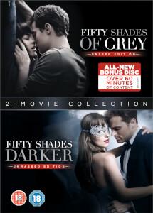 Fifty Shades Of Grey/Fifty Shades Darker (Fifty Shades Bonus Disc)