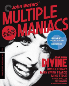 Criterion Collection: Multiple Maniacs