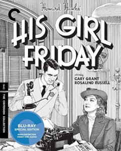 Criterion Collection: His Girl Friday
