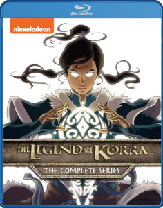 Legend Of Korra: The Complete Series