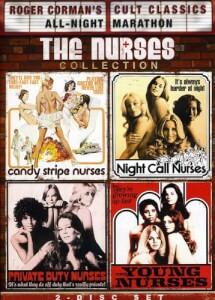 Nurses Collection (Roger Corman's Cult Classics)