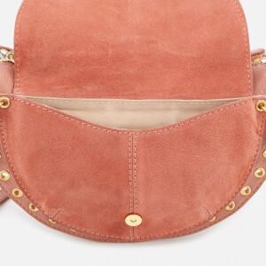See By Chloé Women's Suede Shoulder Bag - Cheek: Image 4