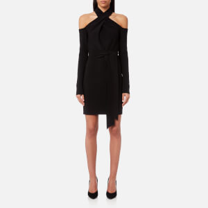 Bec & Bridge Women's Bijou Long Sleeve Dress - Black
